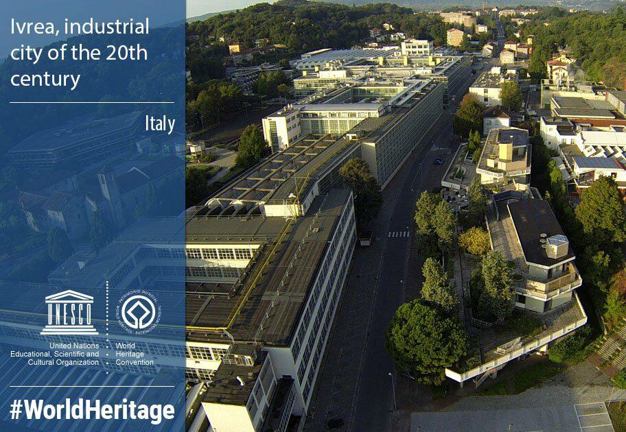 Ivrea, città industriale del XX secolo Sito Unesco
