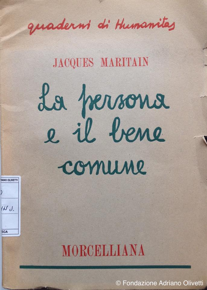 biblioteca Adriano Olivetti