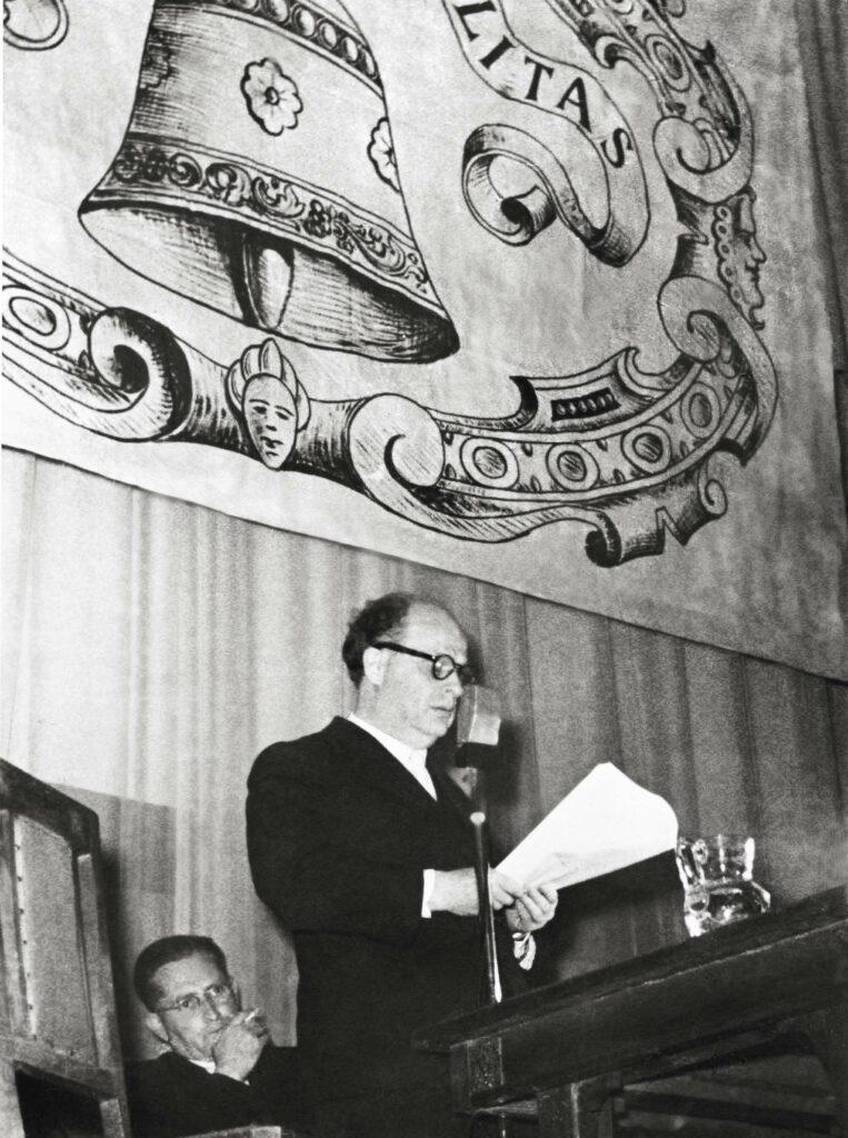 27 febbraio 1960 Adriano Olivetti Comunità