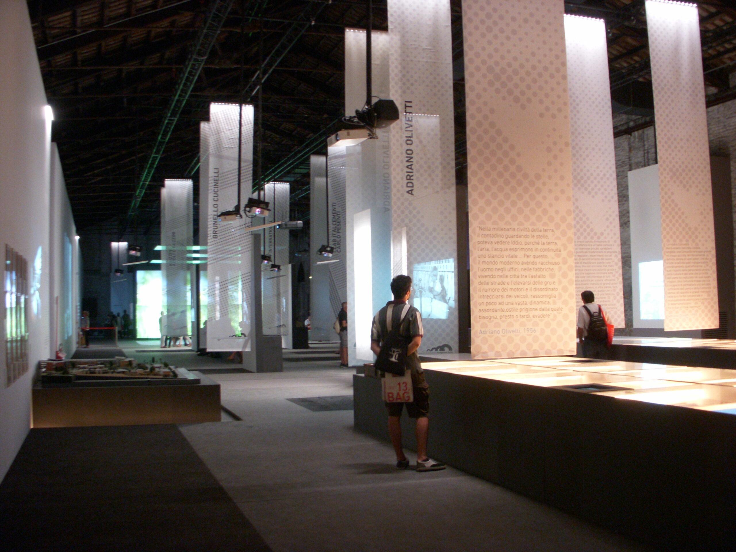Adriano Olivetti Biennale di Venezia
